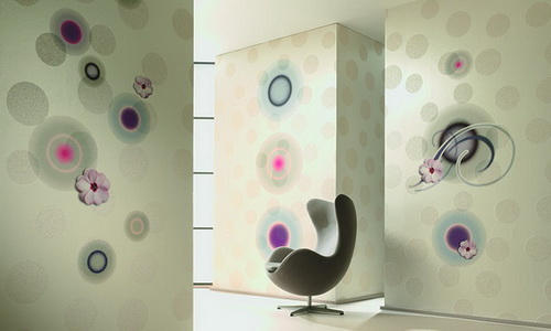 Ulf Moritz: Tapete WALL COUTURE